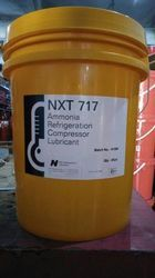 Isel Nxt 717 (2 Stage Hydro Cracked Oil) Ammonia Compressor Oil, Packaging Type: Drum