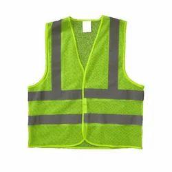 Reflective Net Safety Jackets