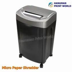 Micro Paper Shredders