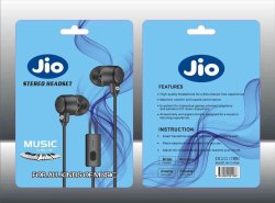 Jio Headphone