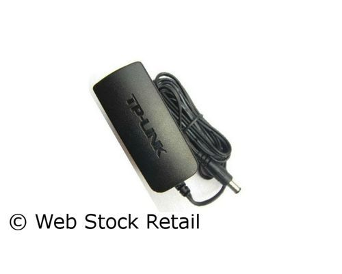 Tp Link 9v 0 6a Router Power Adapter (t090060 2c1)