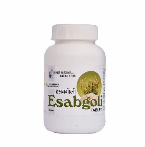 Esabgol Tablets, 500mg