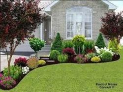 Landscaping At Chandigarh