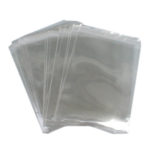 9ff5276324d Plain Transparent Plastic Polythene Bag, Capacity  2kg ,Shape  Rectangular