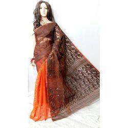 Trendy Dhakai Jamdani Saree
