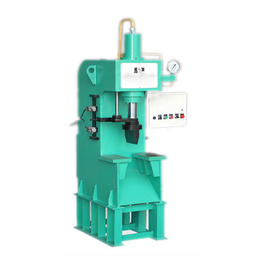 Hydraulic Press Machine - C Type Hydraulic Press Machine