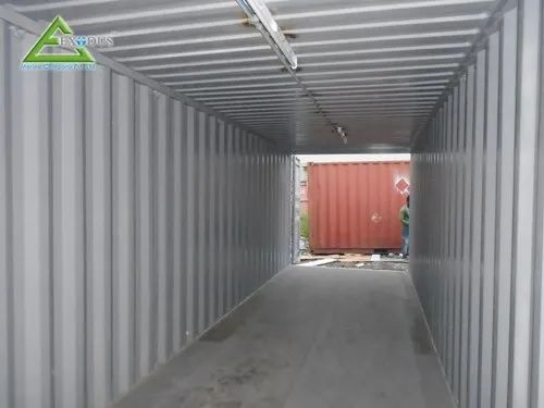 Mild Steel Fabrication Container
