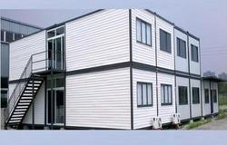 Prefabricated Staff Accommodation