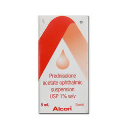 Prednisolone Acetate Suspension