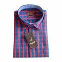 Mens Check Casual Shirt