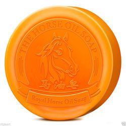 Horse Oil Handmade Soap