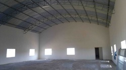 Material Godown Shed
