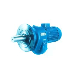 NZ Series Geared Motor