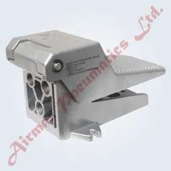 Poppet Type Foot Operated Valve