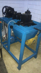 Chain Link Fencing Machine(Clutch Type)