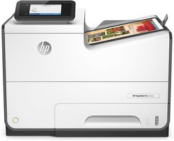HP PageWide Pro Enterprise 552DW Color Business Printer, Wireless & 2-Sided Duplex Printing