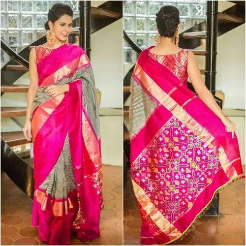 eafa57d4921a53 Ikat silk sarees & Pure Silk Sarees Manufacturer from Hyderabad