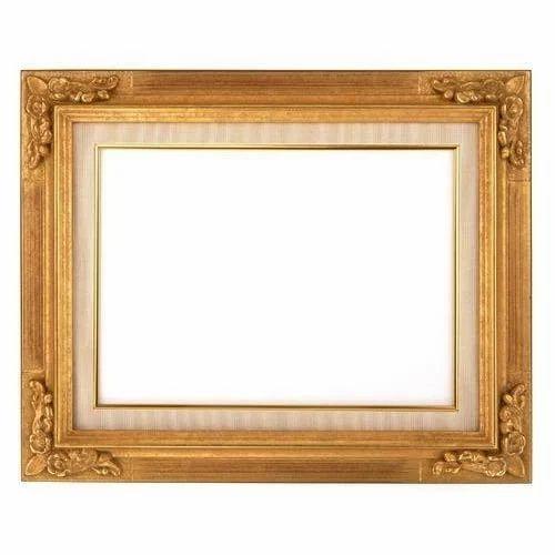 Brown Oak Wood Photo Frame, Rs 500 /piece, Golden Frame Works   ID ...
