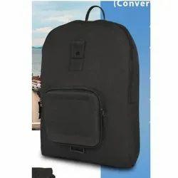 Hard Case Folding Backpack Bag