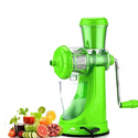 Plastic Green Fruit & Vegetable Juicer