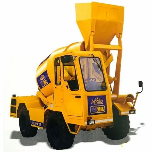 Apollo Concrete Self Loader, Model: Carmix 4 TT