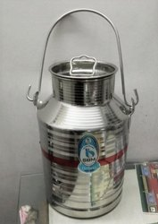 7L Stainless Steel Milk Containers