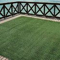 Pe Artificial Grass For Deck Area