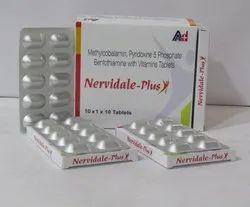 Melcobalamine 1500 mcg Ala 200 mg Pregablin 75 mg