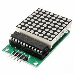 MAX7219 Dot LED Matrix Board
