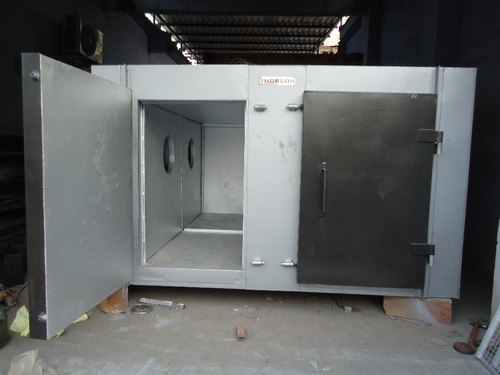 Industrial & Dryer Electrical Or Gas Fired Batch Oven, Capacity: 100 - 20000 Kg