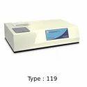 PC Based UV VIS Spectrophotometer