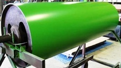 Teflon Sleeve Coated Roller for Paper Industries