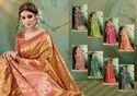 Titan Vol 6 Banarasi Art Silk Saree By Yadu Nandan Fasahion