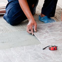 Residential Building Tile Flooring Services