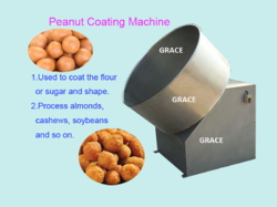 Tasty Peanut Coating Machine