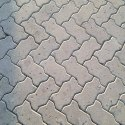 Grey Cement Regular Zebra Paver Block, For Flooring, Features: Acid Resistance