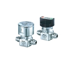 SMC Diaphragm Valve For Ultra High Purity AZ