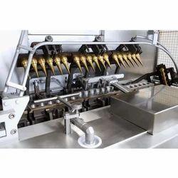 Stainless Steel(SS) Ice Cream Cone Making Machine