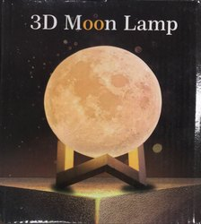 3D Moon Lamp for Home