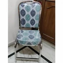 SS Printed Banquet Chair