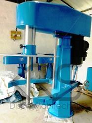 Disperser with Hydraulic Lifting