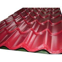 UPVC Tiled Roof Sheet