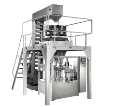 Vertex 550  Stand Up Pouch Making Machine