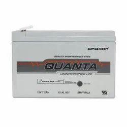 Amaron Quanta UPS Battery, Capacity: 7.2 Ah