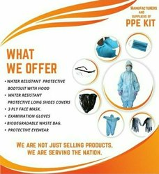 Personal Protection PPE Kit