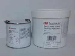 3M Scotchkote Epoxy Ceramic Surfacer CR 511