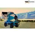 Universal Make Rm 800e Concrete Mixer