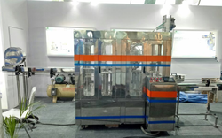 Pet Bottle Rinsing Filling Capping Machine