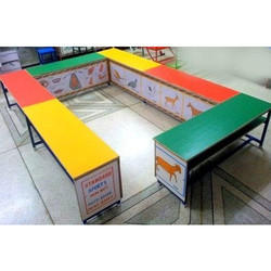 Wooden Green, Yellow Play School Designing Services