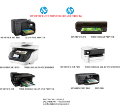 Black & White HP Officejet Color Printer, Rs 4500 /piece, Electronic